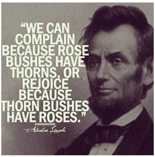 Quote of the Day - Abraham Lincoln
